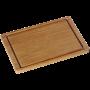 Tabla de Cortar de Madera de Bambú de 38 x 25 cm