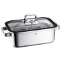 Fuente de cocción al vapor Vitalis de acero inoxidable 3,5 L