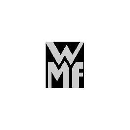 Glass lid 20cm w. stainless steel knob