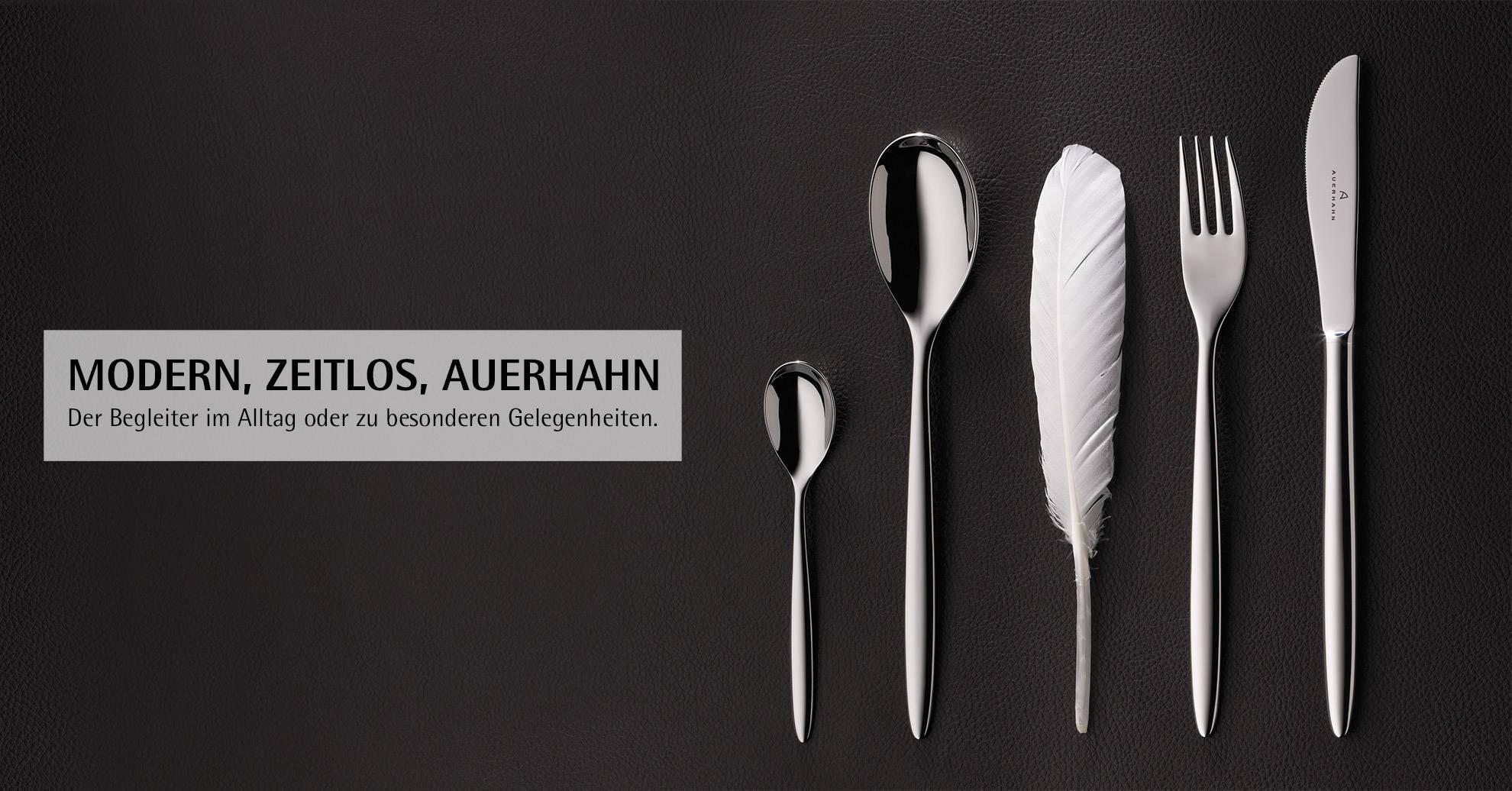 Modern, Zeitlos, Auerhahn.