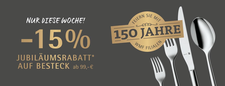 15% auf Bestecke ab 99€