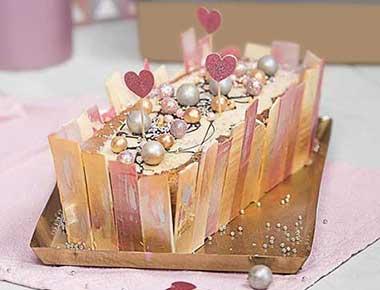 Macadamia-Kuchen