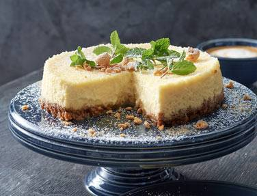 WMF Recipe for fluffy cheesecake made in the pressure cooker