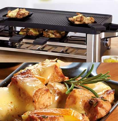 Leckere Marinade für Raclette-Fleisch