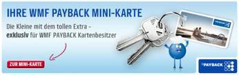 PAYBACK Minikarte